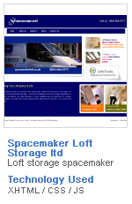 Spacemaker Loft Storage Ltd